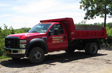photo of Landscaping vehicle